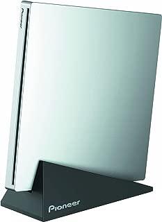 パイオニア(Pioneer) 外付記録型ブルーレイドライブ Windows対応 スロットイン方式 BDXL対応 外付型ポータブル USB3.0接続 BD/DVD/CDライター シルバー BDR-XU03J