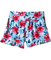 Splendid Littles - All Over Print Ruffle Shorts (Little Kids)