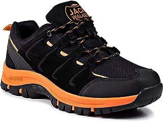 Zapatillas de Senderismo Trail Running para Hombre ultraligeras con ventilación de Baja Altura