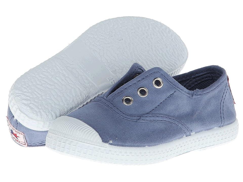 Cienta Kids Shoes 70997 (Toddler/Little Kid/Big Kid) (Washed Denim) Kids Shoes