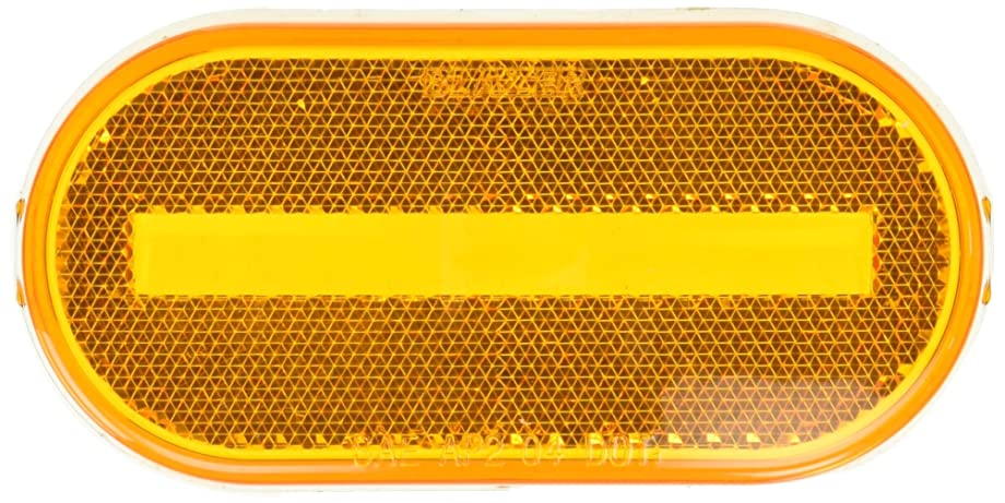 Blazer B9899A Clearance Marker Replacement Lens, Amber
