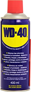 WD-40 15434204 Lubricante multiusos, transparente, 400ml