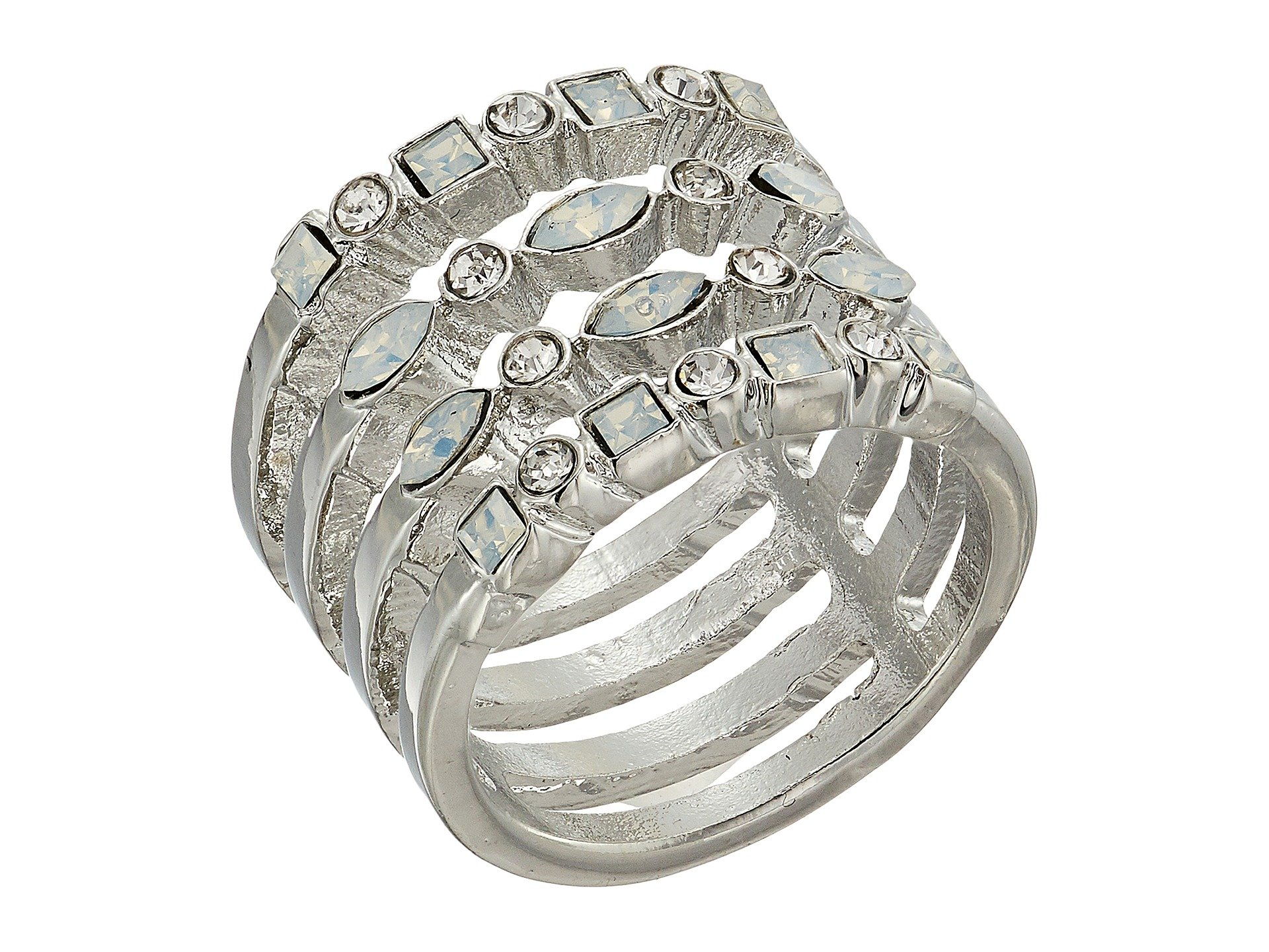 Anillo para Mujer GUESS Look of Multi Stack Ring  + GUESS en VeoyCompro.net