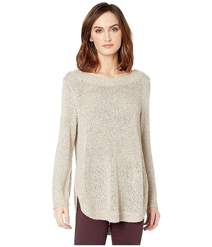 Jack by BB Dakota Tis The Sequin Sweater (Pale Gold) Women