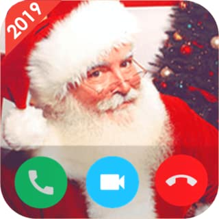 A Video Call From Santa Claus - Free Text Message - Free Fake Phone Calls ID PRO 2019 - PRANK FOR KIDS