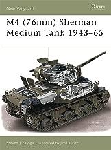 M4 (76mm) Sherman Medium Tank 1943–65 (New Vanguard)