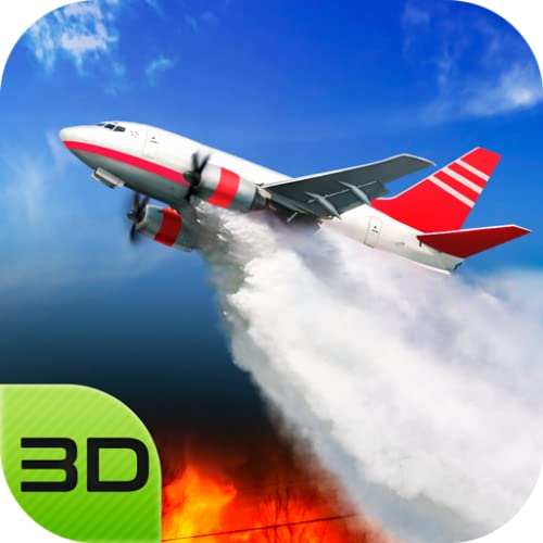 Fire Fighting Airplane Rescuer