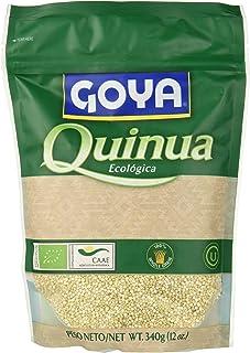 Goya Quinoa Blanca Ecológica - 6 Paquetes de 340 gr - Total: 2040 gr