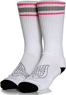 Sullen Men's Angel Socks White