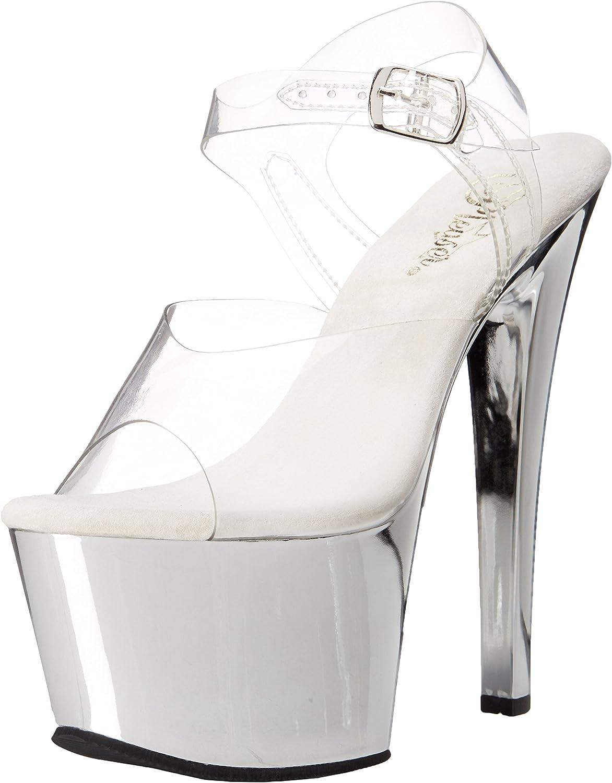 Pleaser Womens Sky308 C Sch Platform Dress Sandal
