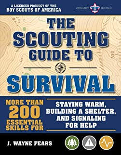 The Scouting Guide to Survival: An Officially-Licensed Boy Scouts of America Handbook (A BSA Scouting Guide)
