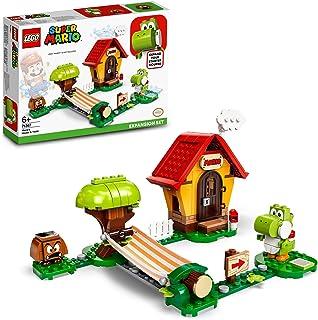 LEGO71367SuperMarioUitbreidingsset:Mario'shuis&YoshiBouwbaarspel