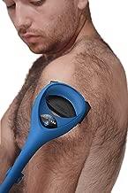 baKblade 2.0 ELITE PLUS - Back Hair Removal and Body Shaver (DIY), Ergonomic Handle, Shave Wet or Dry
