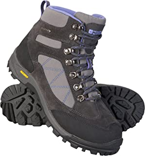 d417d988f80 Mountain Warehouse Storm Womens Waterproof Boots -Ladies Walking Shoe