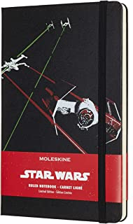 Moleskine Limited Edition Star Wars Notebook, Hard Cover, Large (5