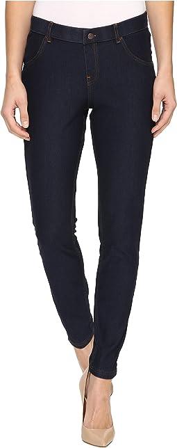 HUE - Essential Denim Leggings (Short)