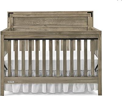 Amazon Com P Kolino Nesto Convertible Crib Grey Pezzo