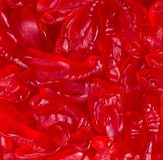 Kervan Red Lobsters Gummy Candy (1 Lb - Approx 45 Pcs)