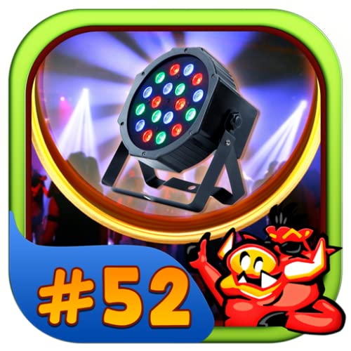 PlayHOG # 52 Hidden Objects Games Free New - Time to Disco