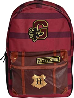 Mochila Harry Potter Gryffindor School 32x45x20cm Rojo marrón