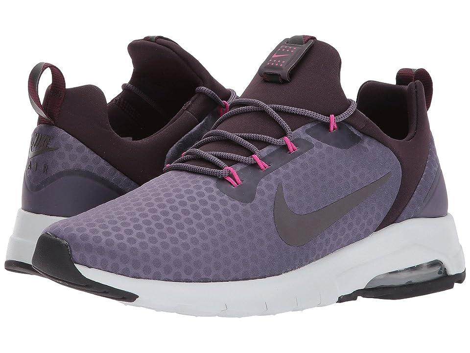 Nike Air Max Motion LW Racer (Dark Raisin/Port Wine/Deadly Pink) Women