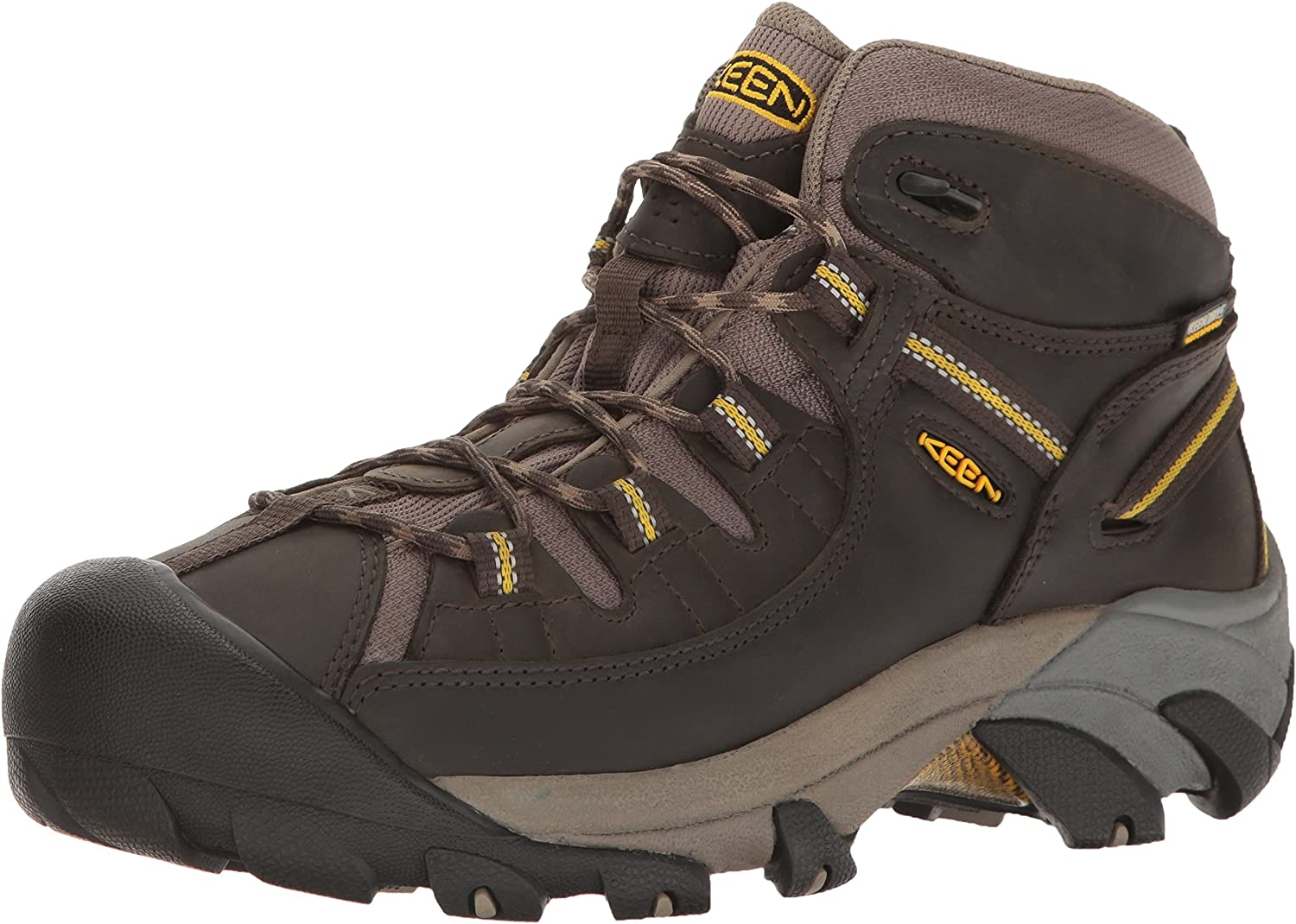 KEEN Men's Targhee II Mid Wide Hiking shoes