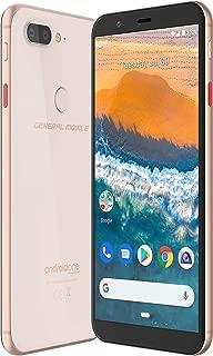 General Mobile GM 9 Pro Single Akıllı Telefon, 64 GB, Altın (General Mobile Türkiye Garantili)