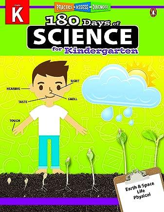 180 Days Of Science Grade Kindergarten