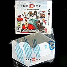 Disney Infinity 3DS Base Set Game and Portal Only - No Figures Included