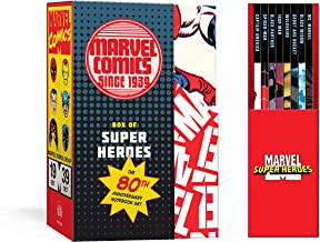 Marvel's Box of Super Heroes: The 80th Anniversary Mini Notebook Set