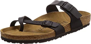 Birkenstock Women's Mayari Birko-Flor Vegan Slide On Sandals 1009-990
