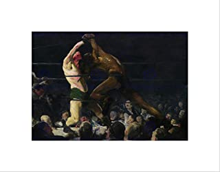 Wee Blue Coo George Bellows American Both Members This Club Wall Art Print