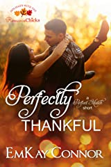 Perfectly Thankful: A Perfect Match Short Kindle Edition