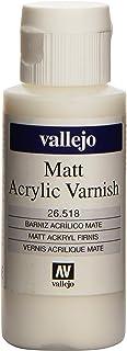 Vallejo Modèle Couleur 60ml Vernis liquide Mat