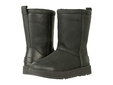 166b473faa UGG Classic Short L Waterproof at Zappos.com
