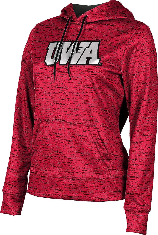 University of West Alabama Girls' Pullover Hoodie, School Spirit Sweatshirt (Brushed)