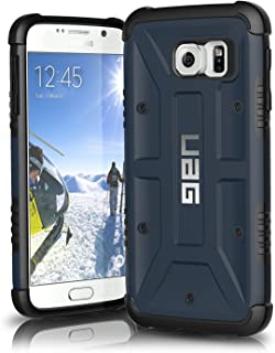 UAG Samsung Galaxy S6 [5.1-inch Screen] Feather-Light Composite [Slate] Military Drop Tested Phone Case