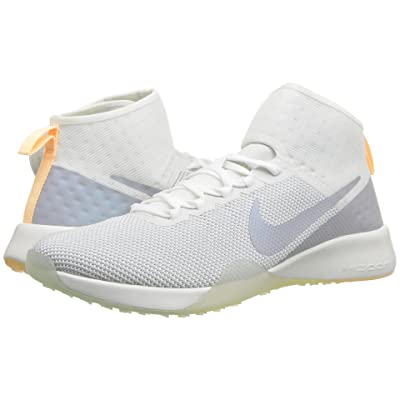 Nike Air Zoom Strong 2 Rise (Summit White/Wolf Grey/Pure Platinum) Women