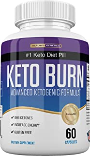 Keto Diet Pills for Keto Diet - Best Keto Pills Keto Supplement with Exogenous Ketones - Ketogenic Diet Supplement for Energy, Focus and Endurance