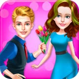 História de amor - Esteja apaixonado por este jogo de namoro e amor gratuito gratuito para meninas e meninos do ensino médio!