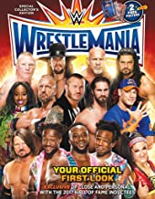 Wrestlemania Magazine 33 WWE Special Collector's Magazine May 2017
