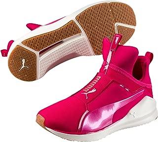 PUMA Women's Fierce, Love Potion-Whisper White, Sneakers