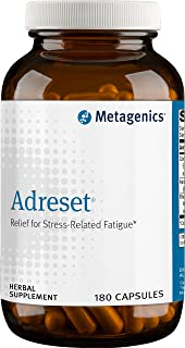 Metagenics Adreset® – Relief for Stress-Related Fatigue* | 90 2-capsule servings
