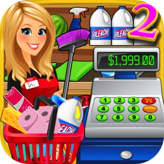 Supermarket Superstore - Big City Shopping Spree & Grocery Store Games FREE