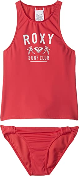 Roxy Kids - Need the Sea Tankini Set (Big Kids)