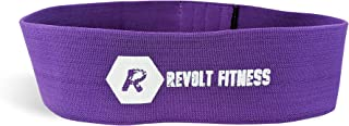 Fabric Resistance Hip Loop Circle Band for Hips Legs Glutes Thighs Booty Exercises- Non-Slip for Workout or Physical Therapy
