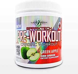 Pre Workout Supplement for Men & Women � for Extreme Energy, Endurance, Performance, Clear Focus & Intensity, 30 Serving | by USK