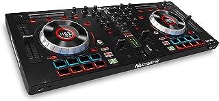 プロランキングSerato DJ Intro MixtrackPlatinumを搭載したNumark4デッキDJコントローラー購入