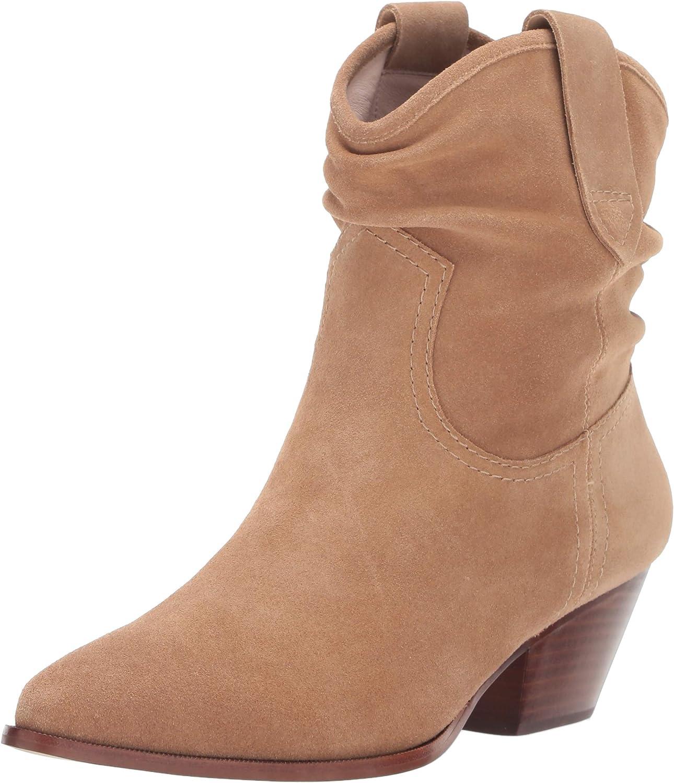 Rachel Zoe Womens Clay Western Bootie Western Boot