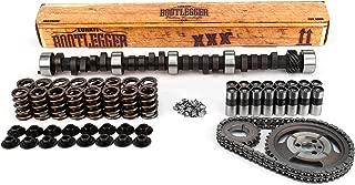 Lunati XXX12224HK Bootlegger 224/236 Hydraulic Flat Complete Cam Kit for 283-400 SBC